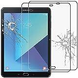 ebestStar - compatibel Samsung Galaxy Tab S3 9.7 Panzerglas x2 SM-T820, SM-T825 Schutzfolie Glas, Schutzglas Displayschutz, Displayschutzfolie 9H gehärtes Glas [Tab: 237.3 x 169 x 6mm, 9.7'']