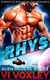 Rhys: Alien Abduction Romance (Alien Raiders' Brides)