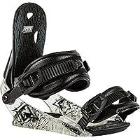 Nitro Snowboards para Mujer Fijaciones Cargador BDG 16 Negro Talla:Medium