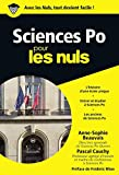 Sciences Po pour les Nuls poche