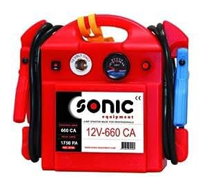 Sonic equipment - Sonic equipment - Booster de batterie Micro 12V - 660CA