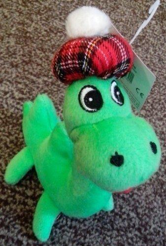 Scottish Gift -Nessie lochness Monster soft toy - uk Gift