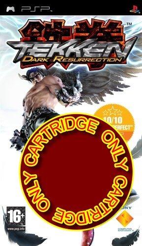 Tekken: dark resurrection (psp) [edizione: regno unito]