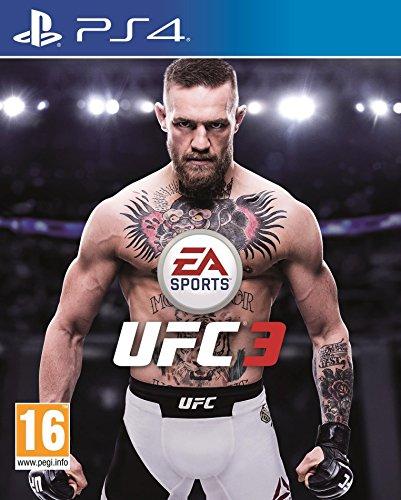 EA Sports UFC 3 (precio: 44,90€)