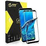 CRXOOX Cristal Templado Pantalla Protectora para Samsung Galaxy S8 Plus,[Alta Definicion] [Sin Burbujas] [Anti-Rasguños][Instalación Fácil][Funda Compatible]