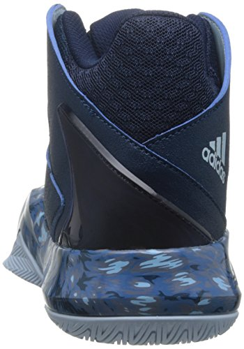 adidas D Rose 773 V, Basket homme Multicolore (Acetec / Azuhie / Maruni)