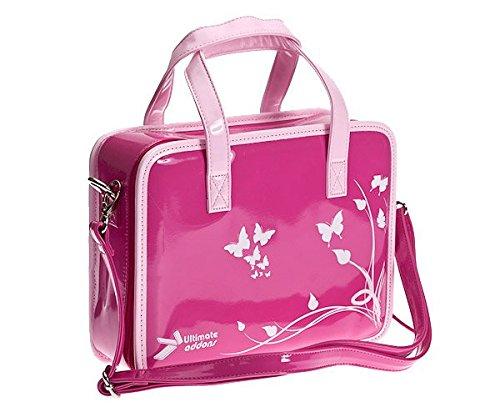Preisvergleich Produktbild UltimateAddons Mädchen Handtasche Tasche für den vTech Innotab Version 1 + 2 - Rosa