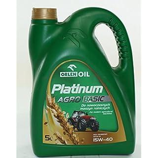 Platinum Agro Basic 15w-40 5Liter Motoröl
