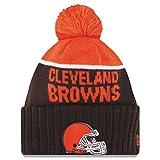 Cleveland Browns New Era Sideline Sport Knit Hat