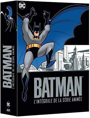 Batman - The Animated Series 1+2+3+4 (16-DVD-Box)