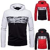 Roiper Hooded Full Zip Sweatshirt, Sweat-Shirt à Capuche Homme