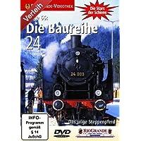 Stars der Schiene 66 - Die Baureihe 24