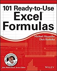 [(101 Ready-to-Use Excel Formulas)] [By (author) Michael Alexander ] published on (August, 2014)
