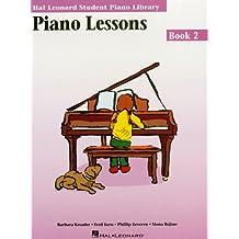Piano Lessons Book 2: Hal Leonard Student Piano Library