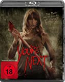 DVD Cover 'You're Next [Blu-ray]