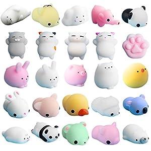 Mochi Squishy Squeeze Toy, 25