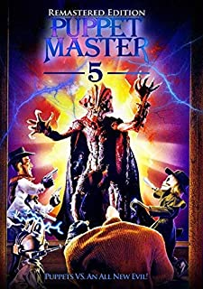 Puppet Master 5 Re-mastered by Gordon Currie
