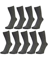 Ladies Women Casual/Formal Rich Cotton Plain Ankle Socks