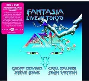 Fantasia: Live in Tokyo [2CD+DVD]