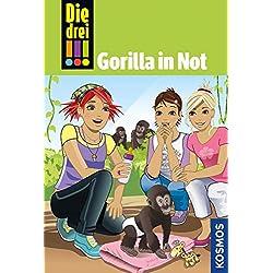 Die drei !!!, 58, Gorilla in Not (drei Ausrufezeichen)