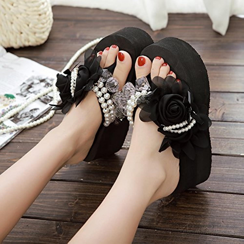 Sexy, Tacón Alto, Dedo del pie Abierto, Sandalias Romanas, Palabra Correa, Tacón Fino, Zapatos de Mujer 34 EU|Nude 10cm