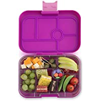 YUMBOX Classic (Bijoux Purple) Leakproof Bento Lunch Box Container for Kids …