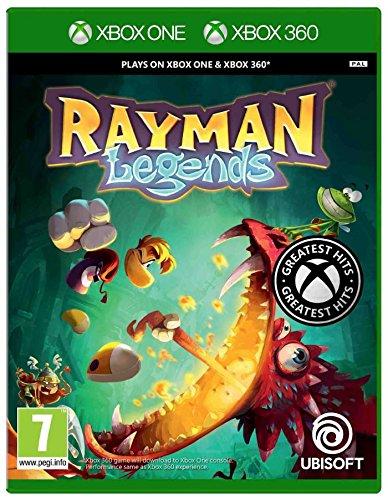 Ubisoft Rayman Legends, Xbox 360 - Juego (Xbox 360, Xbox 360, Plataforma, E10 + (Everyone 10...