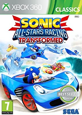 Sonic And All Stars Racing Transformed: Classics [Importación Inglesa]