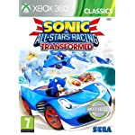 Sonic and All Stars Racing Transformed: Classics (Xbox 360)