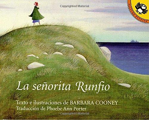 Miss Rumphius: Senorita Rumfio (Spanish Edition) (Penguin Ediciones)