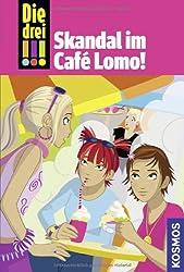 Die drei !!!, 44, Skandal im Café Lomo