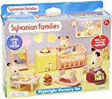 Sylvanian Families Nightlight Nursery Set