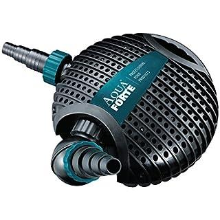 AQUARISTIKWELT24 Aqua Forte Eco Max O-Series 8500 L/h Pond Pump - Low Energy Consumption