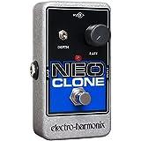 Electro Harmonix Neo Clone Pédale pour Guitare électrique Argent