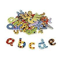 Tidlo Kids Magnetic Letters (58 Pieces)