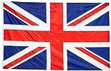 MM Grossbritannien - Union Jack XXL - Flagge/Fahne, 150 x 250 cm, wetterfest, mehrfarbig, 16209