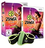 Produkt-Bild: Zumba Fitness - Join the Party (inkl. Fitness - Gürtel) - [Nintendo Wii]