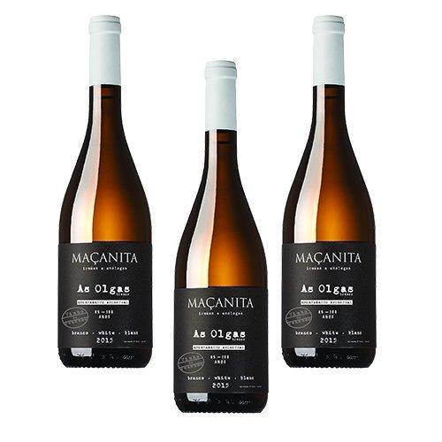 Maçanita As Olgas - Weißwein - 3 Flaschen