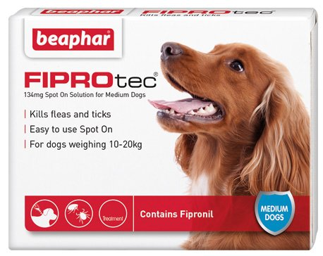 beaphar-fiprotec-spot-on-solution-for-medium-dogs-6x-up-to-30-weeks-treatment-kills-fleas-and-ticks