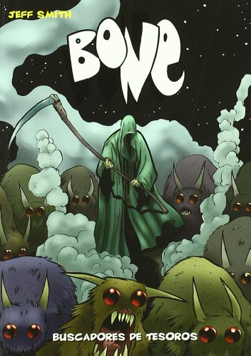 Bone 8 Buscadores De Tesoros - Bo por JEFF SMITH