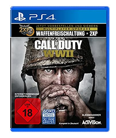 Call of Duty: WWII - Standard Edition - [PlayStation 4] (Ps4 Edition)
