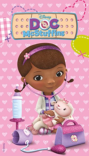 DOC MCSTUFFINS 140 X 70 CM BEACH AND BATH TOWEL