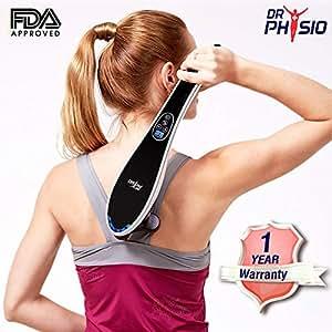 Dr Physio Hammer Massager Pro (Black)