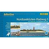 Nordseeküsten-Radweg. 1:75000: Nordseeküsten-Radweg 1: Niederlande. Von Rotterdam nach Leer, 465 km, 1:50.000, GPS-Tracks, wetterfest (Bikeline Radtourenbücher)