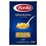 Barilla Pasta Gramigna, Pastina di Semola di Grano Duro, I Classici, 500 g