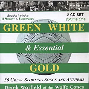Green White & Essential Gold 1