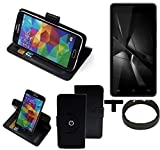 K-S-Trade TOP SET: 360° Cover Smartphone Case for Cubot H3