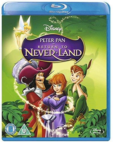 Peter Pan 2 - Return to Neverland [Blu-ray] [2002] [Region Free]