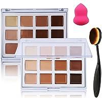Lover Bar 12colori Concealer Palette + Makeup