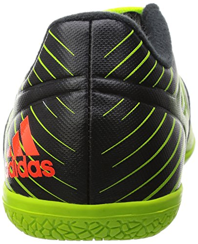 adidas Messi 15.3 In J, Chaussures de Football Mixte Bébé - amarillo